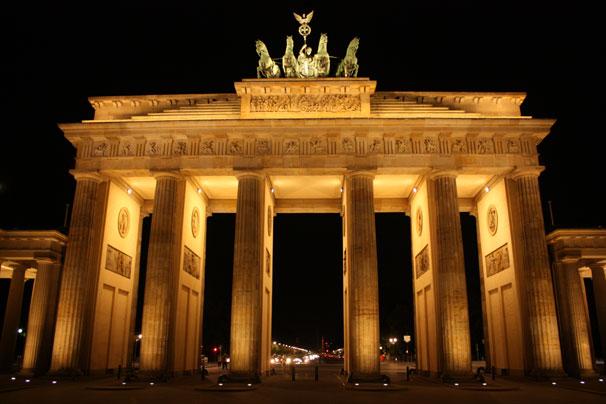 Brandenburger Tor - Zeg Architectuur
