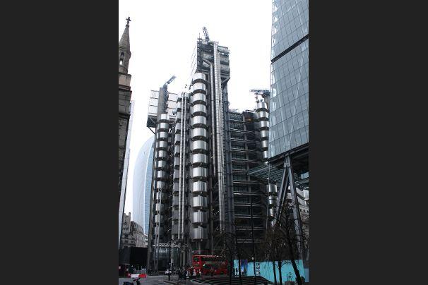 Lloyd's Building - Zeg Architectuur