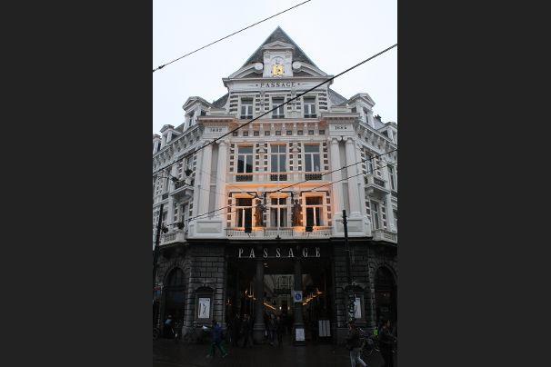 Passage zeg architectuur - Expressionistische architectuur ...