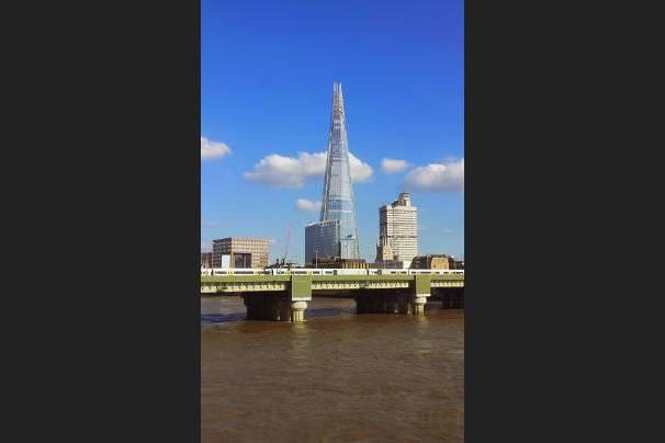 The Shard wolkenkrabber - Zeg Architectuur